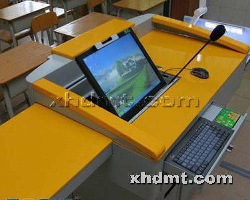 香河多媒体讲台提供生产广东多媒体电子讲台厂家